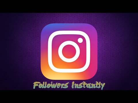 How to get instagram followers in 10 minutes - 2016 ✔️