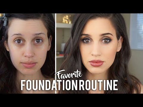 BEST Drugstore Foundation Routine - Easy, Cheap and Flawless