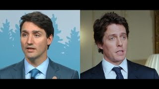 Was Justin Trudeau's Tough Talk on Trump Inspired by 'Love Actually'?