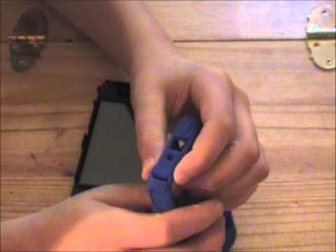 Putting on and Taking off otter box case