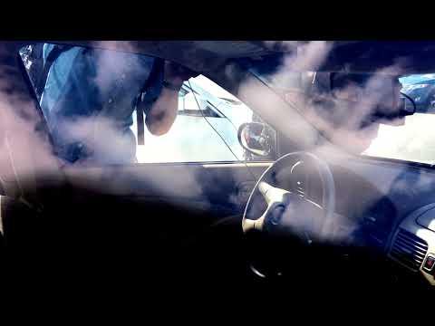 Unlocking Car Door with Coat Hanger