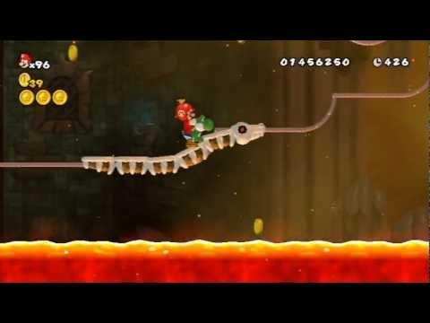 New Super Mario Bros. Wii Custom Stage 6