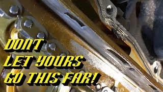 Ford Vehicles Loose Steering Column Shifter: Shift Tube Bushing