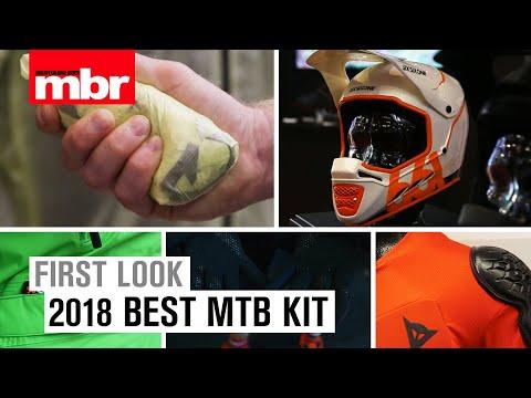 Best MTB Kit for 2018 | Mountain Bike Rider