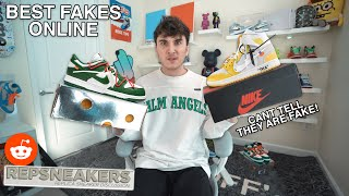 Unboxing The Best Fake Sneakers Ive Ever Seen...