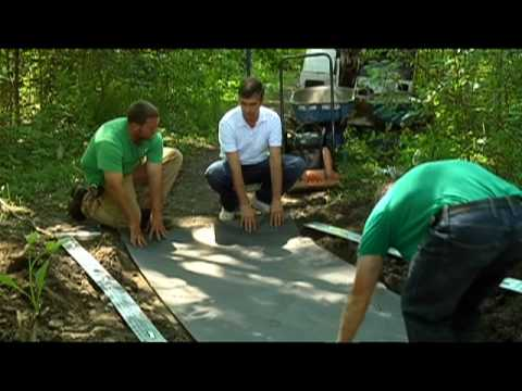 Home Work With Hank Permeable Paver Project 3