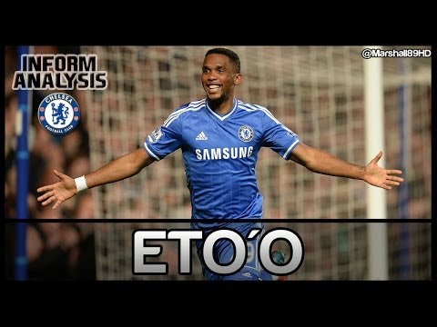 FIFA 14 UT - Inform Analysis - Samuel Eto'o || IF Ultimate Team Player Review ||