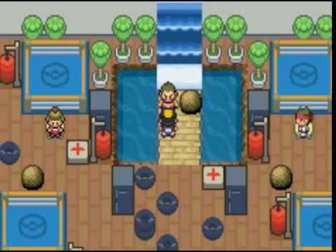 Pokemon Ultra Shiny Gold Sigma:#5 Mở khóa HM3 Surf và tìm hiểu về thành phố mở.