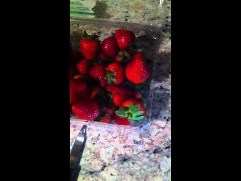 The Strawberry Slush