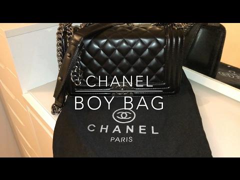 FAKE Chanel Boy Bag [REVIEW]