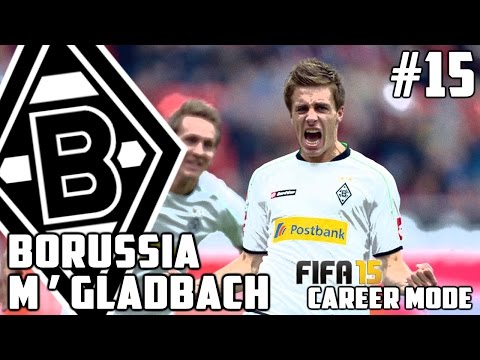 FIFA 15: Borussia M'Gladbach Career Mode - S01E15 - The Job Offer