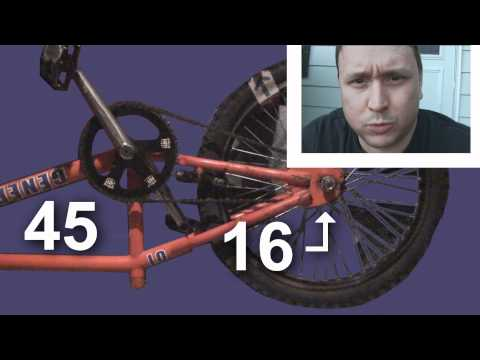 Off the Chain - Bicycle Gear Ratios Explained