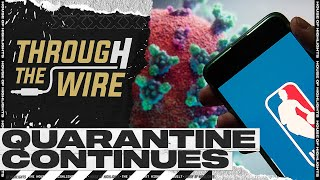 Another Quarantined Through The Wire Podcast Episode