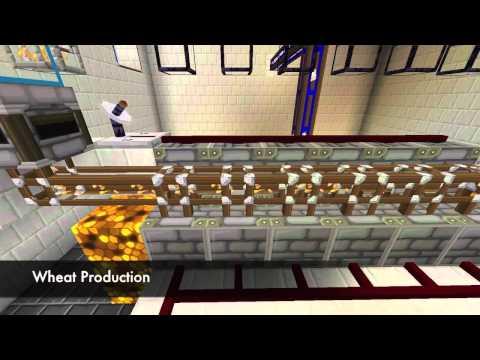 Minecraft: UON Cake Factory (Tekkit)