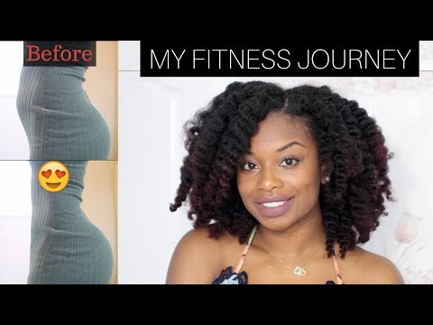 MY FITNESS JOURNEY! | LOSE BELLY FAT, SMALLER WAIST AND WIDER HIPS  | JOURNEYTOWAISTLENGTH