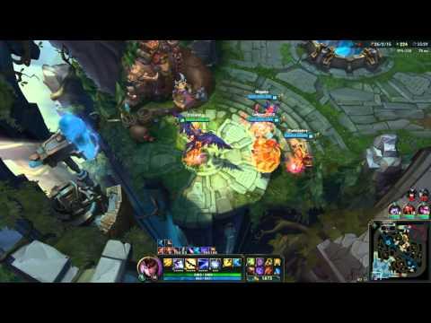 League of Legends | Quinn 6000 Movement speed