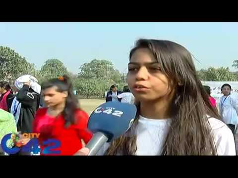 Annual Sports day held by Defence Women Degree College
