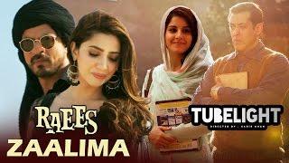 Raaes Song ZAALIMA Declared Blockbuster, Salman Khan SIGNS Isha Talwar For TUBELIGHT