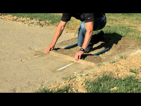 AZEK Standard In-Ground Pavers Install Video