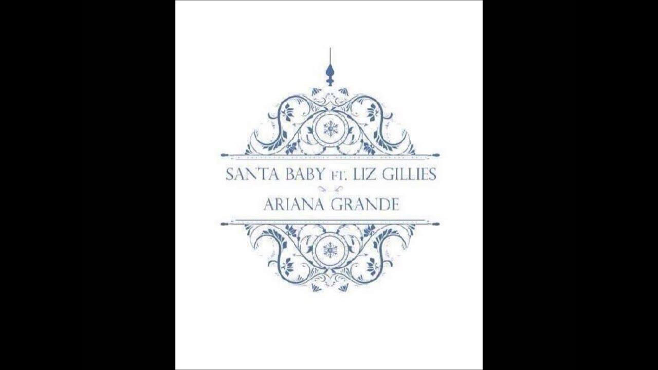 Ariana Grande - Santa Baby (feat. Liz Gillies)