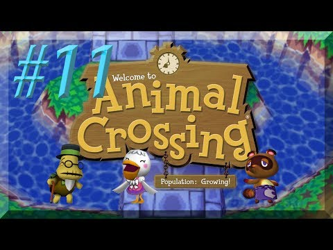 Animal Crossing Population Growing w/ NERDIAQ Ep.11 - Still No Fishing rod