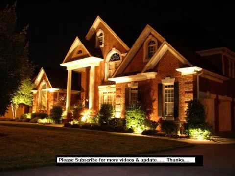 Landscape Lighting Ideas | Outdoor Landscape Lighting Pics