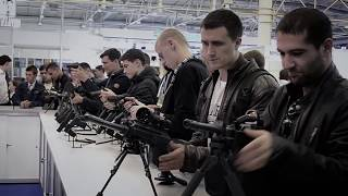 Gun Trafficking • Making a Killing: Guns, Greed, and the NRA • BRAVE NEW FILMS
