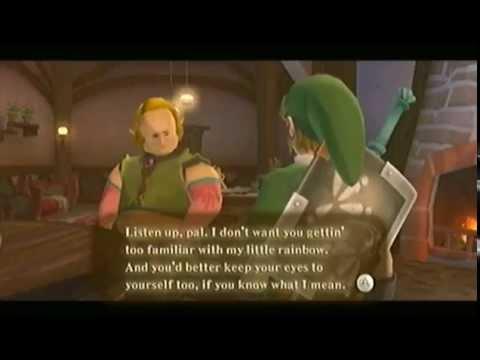 The Legend Of Zelda: Skyward Sword Part 23: The Sky At Night
