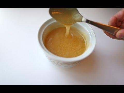 How to melt palm sugar