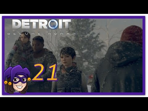 Lowco Plays Detroit: become Human (Part 21)