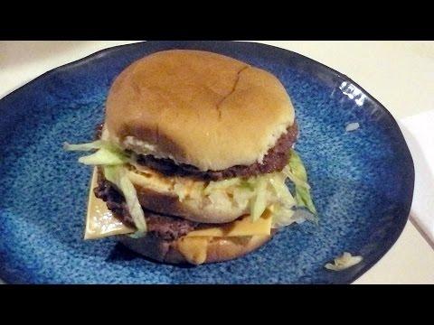 How to make a homemade McDonald's Big Mac