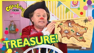 Imaginary Play with Mr Tumble 🗺🚀   CBeebies