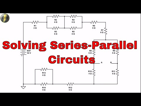 Series-Parallel Calculations Part 1