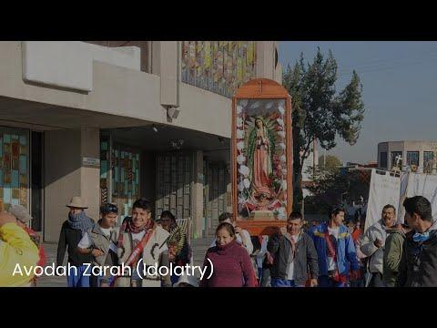 Avodah Zarah (Idolatry) - An Introduction