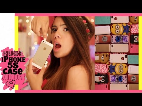HUGE iPHONE 5S CASE COLLECTION?! 2014