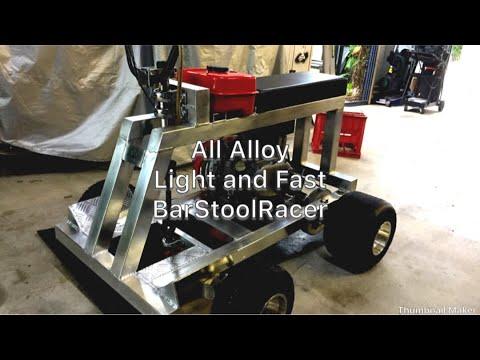 Alloy Bar Stool Racer Build