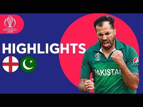 Xxx Mp4 Wahab Stuns Hosts England Vs Pakistan ICC Cricket World Cup 2019 Match Highlights 3gp Sex