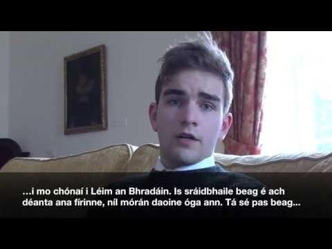 Scrúdú Béil (Gnáthleibhéal) le Zach