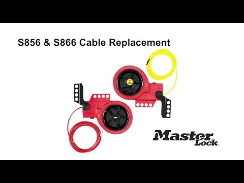 S856 and S866 Cable Replacement Instructions