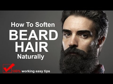 How to make your beard soft | How to make your beard grow faster | make your beard look fuller