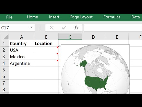 How to Create an Excel Image Column