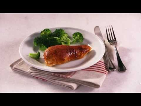 Healthy Chicken Recipe - How to Bake Flavorful Chicken Breasts