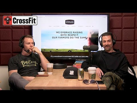 CrossFit Podcast Ep. 18.28: Randy Strauss