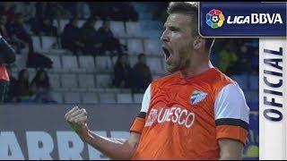 Resumen | Highlights Celta de Vigo (0-2) Málaga CF - HD
