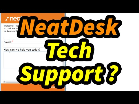Getting Neat Tech Support: Where to Find Help for NeatDesk Scanner Problems