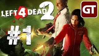 Left 4 Dead 2 Gameplay German #1 - Let's Play Left 4 Dead 2 Deutsch