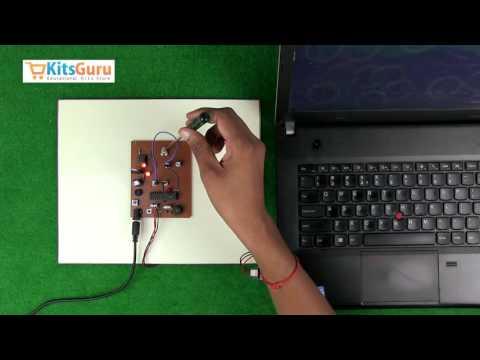 PC Based Two Channel Oscilloscope by KitsGuru.com | LGEC160