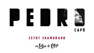 Pedro Capó - Estoy Enamorado (Audio)