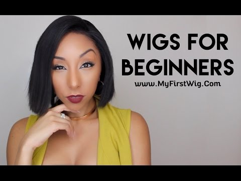 Wigs For Beginners! MyFirstWig.com| BiancaReneeToday