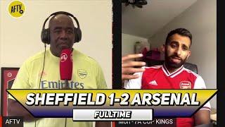 Sheffield Utd 1-2 Arsenal | I Trust In Arteta! (Moh)